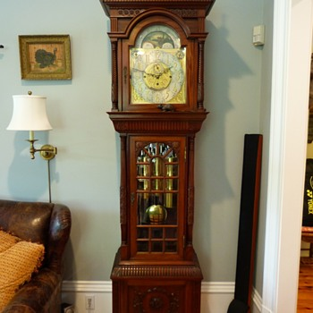 Great Grandfathers Clock