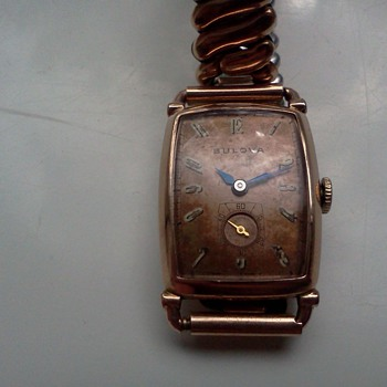 1945 Bulova Spencer - Wristwatches