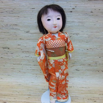 Japanese Doll - Dolls