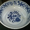 Chinese ? Blue & White Bowl