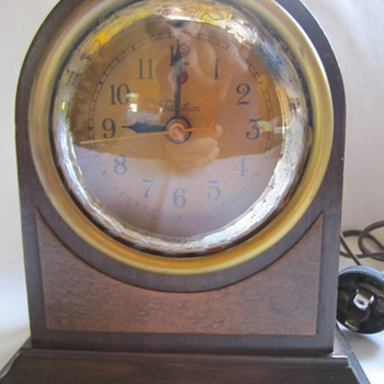 "1928-30 Warren Telechron Model 370A, ""Vernon"" - Clocks"