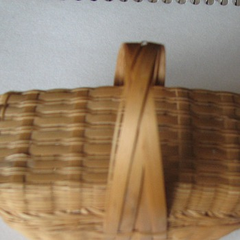 Mini Basket with cover