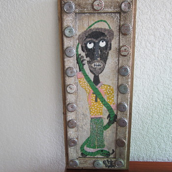 Folk Art Painting - Folk Art