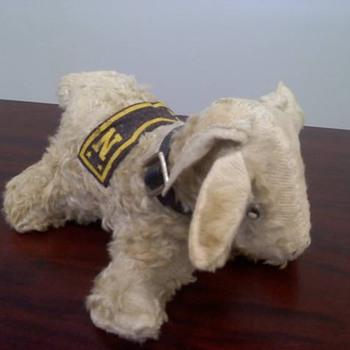 Navy Goat