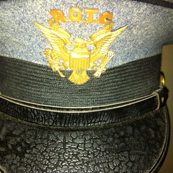 1920s or 30s University of South Carolina ROTC dress cap
