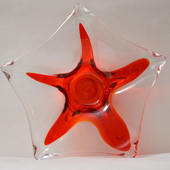 My Starfish - Art Glass