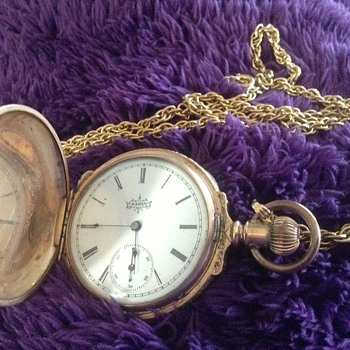 Antique Elgin Pocket Watch - Pocket Watches