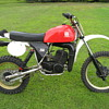 1980 Husqvarna 250-OR Desert Racer