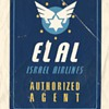 EL AL Agent 1950
