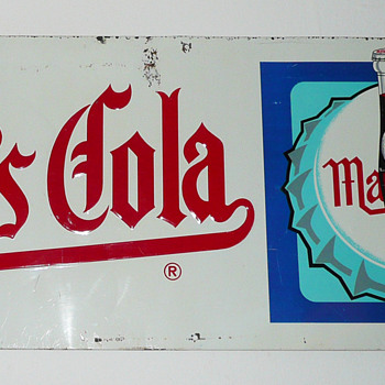 Ma's Cola Sign  - Signs
