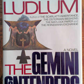The Gemini Contenders by Robert Ludlum - Books