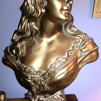 My Expectation....Bust - Art Deco