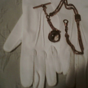 mid 1800&#039;s Germany Pocket Watch Pocket Watch fob and chain - Fine Jewelry