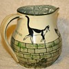 Royal Doulton Souter Cat Pitcher
