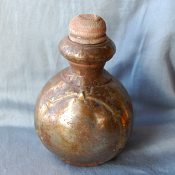 Handmade Metal Snuff Bottle? What is this thing? - Bottles