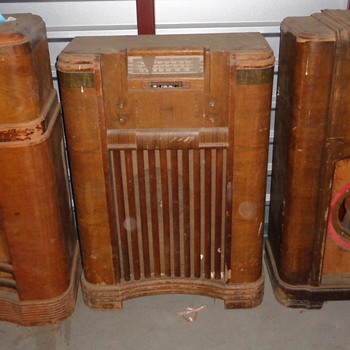 Fix up or scrap? Ideas? - Radios