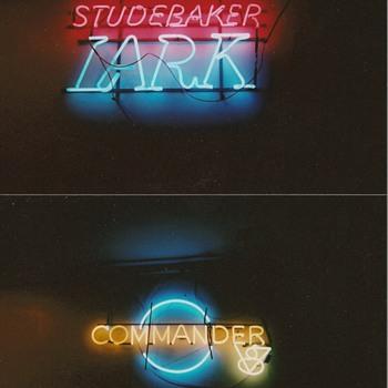 studebaker - Signs