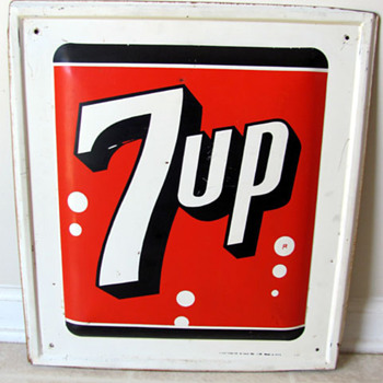 7Up Sign - Signs