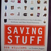"SMITHSONIAN BOOK ""SAVING STUFF"" CARE & PRESERVATION/COLLECTIBLES /SELF HELP"