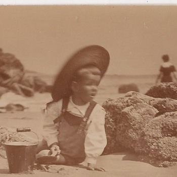 Unknown Photo-Sea-Side  - Photographs