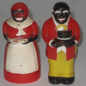 Uncle Mose & Aunt Jemima S&P - Kitchen