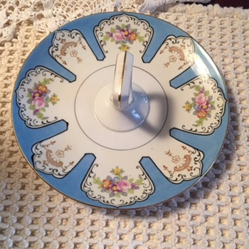 Noritake serving plate