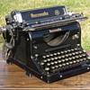 1932 Burroughs Electric Carriage Typewriter