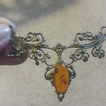 Love my amber!