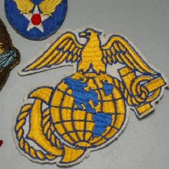 WW II Patch Identification Help - Military and Wartime