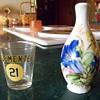 Small Bottle of Enzian Liquer