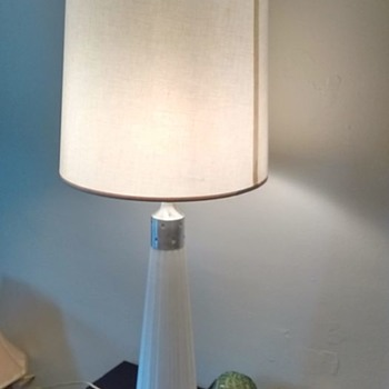Does anybody know the age/Maker of this lamp.... ?