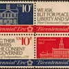 "1974 - ""Continental Congress"" Postage Stamps (US)"
