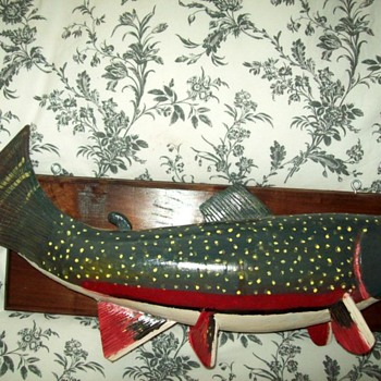 Ontario Canada Folk Art by Milson Morwood - Folk Art