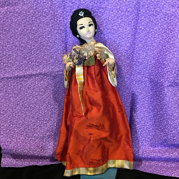 Japanese Porcelain Dolls