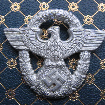 German Hat badge...