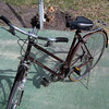 1970 Raleigh Ladies Sprite model bicycle