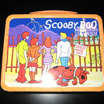 1973 Scooby Doo Lunchbox - Kitchen