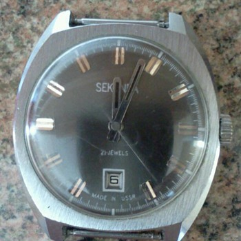 Car-Boot find - Wristwatches