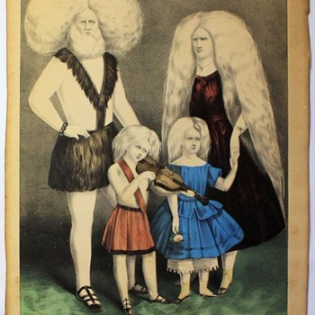 The Wonderful Albino Family - Posters and Prints