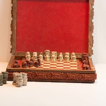 Chess/Backgammon Board  - Games