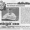 "1954 - Simmon Bros. ""Omega 120"" Enlarger Advertisement"