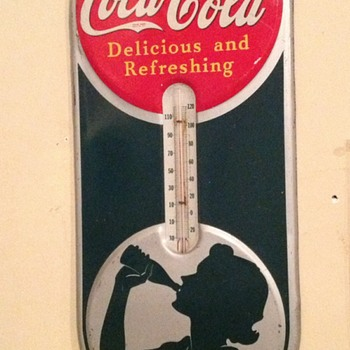 Found this @ The old school house .....in north Ga . Great people who own this place and make you feel At home.  - Coca-Cola