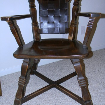 Recognize this chair?