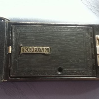 Kodak A-1 Pocket Eastman Camera - Cameras