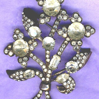 eisenburg original sterling  - Costume Jewelry