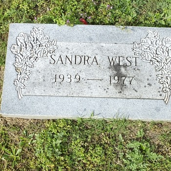 Another Interesting Headstone Photo From My Collection  - Photographs