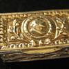 German silver pill box