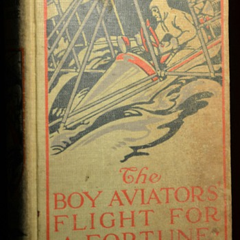 The Boy Aviators' Flight for a Fortune by Captain Wilbur Laughton - Books