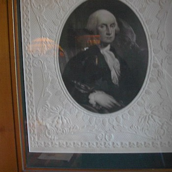Rare George Washington Mezzotint by T. Doney - Posters and Prints