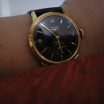 Longines vintage watch just acquired!!!